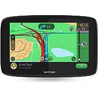 Navigatore TomTom GO Essential GPS 5 Pollici, Chiamata in Vivavoce, Siri & Google Now, Aggiornamenti Tramite Wi-Fi, Traffic a Vita da Smartphone e Mappe UE, Messaggi dello Smartphone