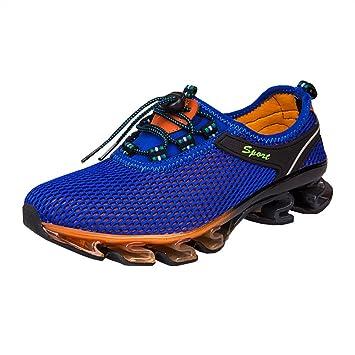 Ben Sports Herren Blau Mode Turnschuhe Laufschuhe,EUR 39-48