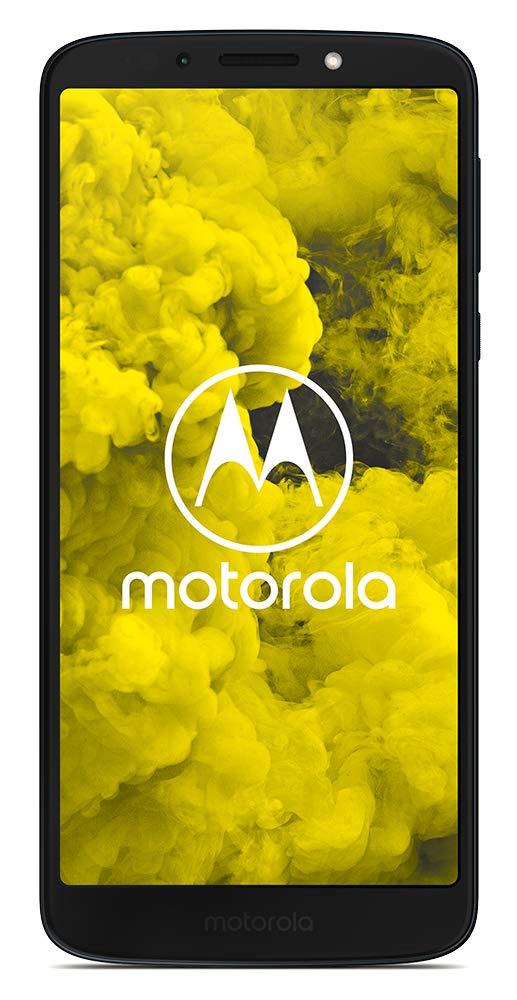 Motorola pa9W0044de 14,478cm (5,7pulgadas) Moto G6Play Smartphone (3GB Memoria/32GB, Android) Deep Indigo - (Versión alemana)
