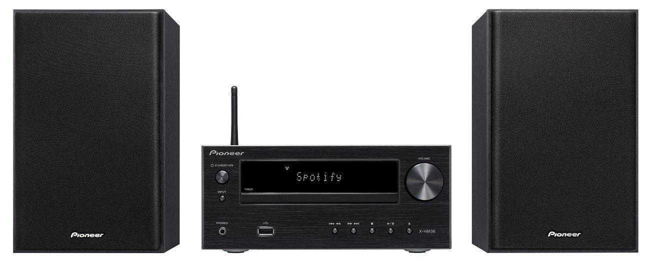 Pioneer X HMD B Sistema hight micro con radio digital DAB spotify