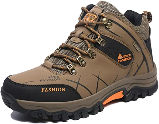 Zapatos De Trekking para Hombre A Prueba De Agua Zapatos ...
