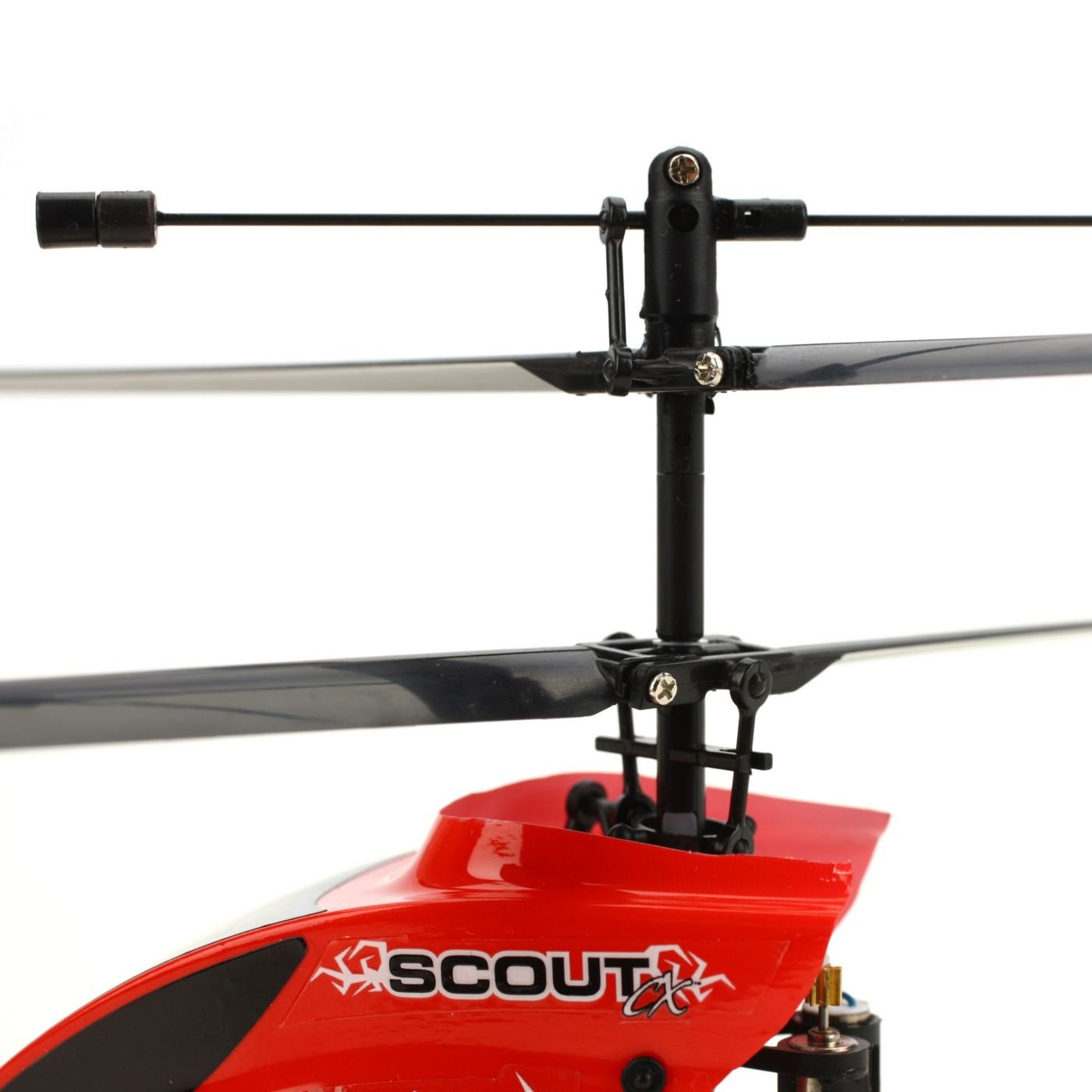 Blade Scout CX RTF 3-Ch Heli Vehicle