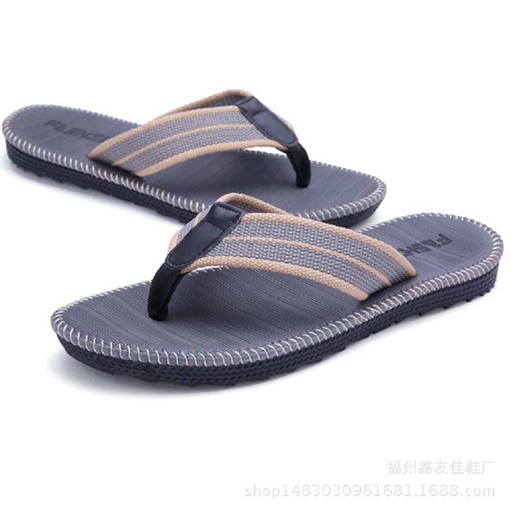 9add14c70 Amazon.com  Newerlives Summer Youth Flip Flops Man Lady Kids Beach  Slippers