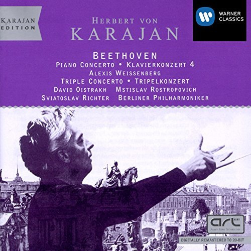 Beethoven: Piano Concerto No. 4 - (3) cadenzas / Triple for sale  Delivered anywhere in Canada