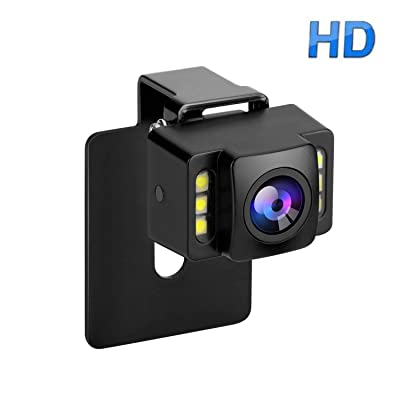 Car Backup Camera, NEUWIT Super Night Vision Car Reversing Camera 170°Wide ANG IP68 Waterproof HD Picture Quality, Universal Vehicle Rear View Camera for License Plate, Cars Jeeps Trucks Automotive: Car Electronics