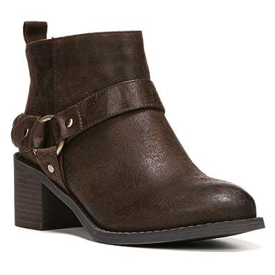 Womens Boots CARLOS by Carlos Santana Vancouver Brown