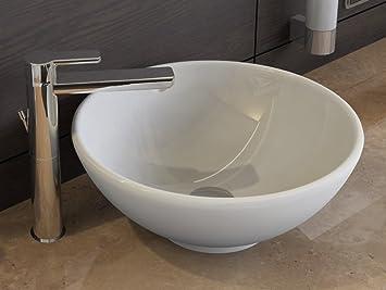Was Heißt Waschbecken Auf Englisch aqua bagno design keramik aufsatz waschschale rund waschbecken
