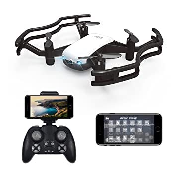 HAOXIN F21G IELLO FPV RC Drone Quadcopter con Cámara 720P HD Video ...