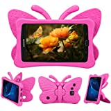 Tading Kids Case for Samsung Galaxy Tab A 7.0, Children Friendly Lightweight and Shockproof EVA Foam Full Protection…