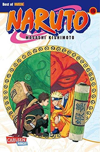 Naruto, Band 15 Taschenbuch – 22. April 2006 Masashi Kishimoto Carlsen 3551762651 Belletristik
