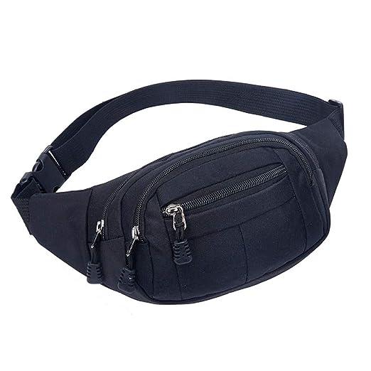 c0505ff4c95b Amazon.com: Multifunction Waist Pack For Men Women Fanny Pack Big ...
