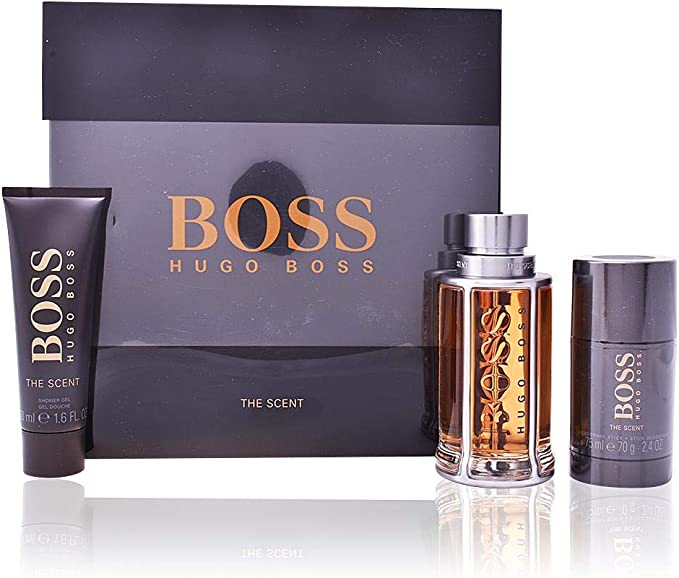 Hugo Boss The Scent Set de Regalo - 3 Piezas: Amazon.es: Belleza