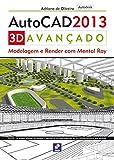 capa de AutoCAD 2013. 3D. Avançado