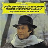 ドヴォルザーク:交響曲第9番「新世界より」/シューベルト:交響曲第8番「未完成」