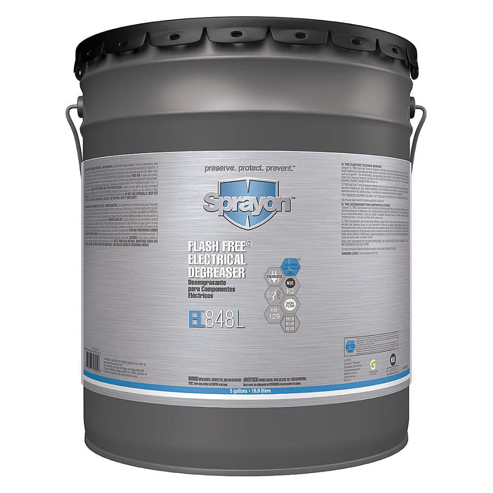 Flash Free Safety Solvent & Degreaser