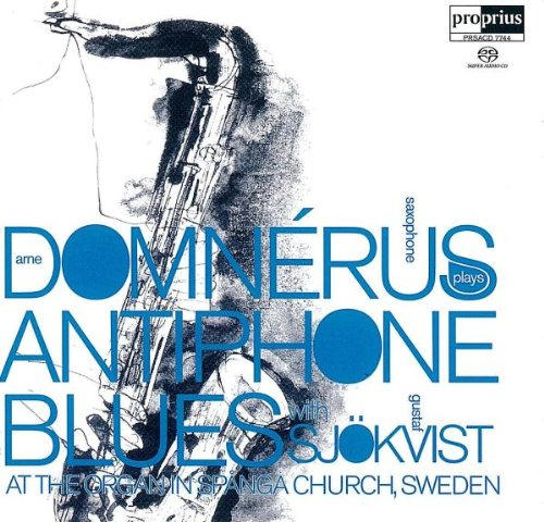 SACD : Arne Domn rus - Antiphone Blues (SACD)