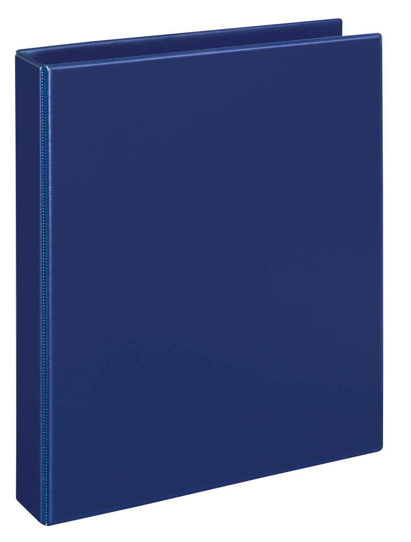 Veloflex Comfort 4143050 - Archivador de anillas (DIN A4, PVC), color azul: Amazon.es: Oficina y papelería