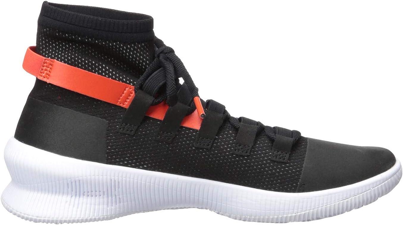Homme Under Armour M-Tag 3020616 600 Rouge à Lacets Basket Chaussures Baskets