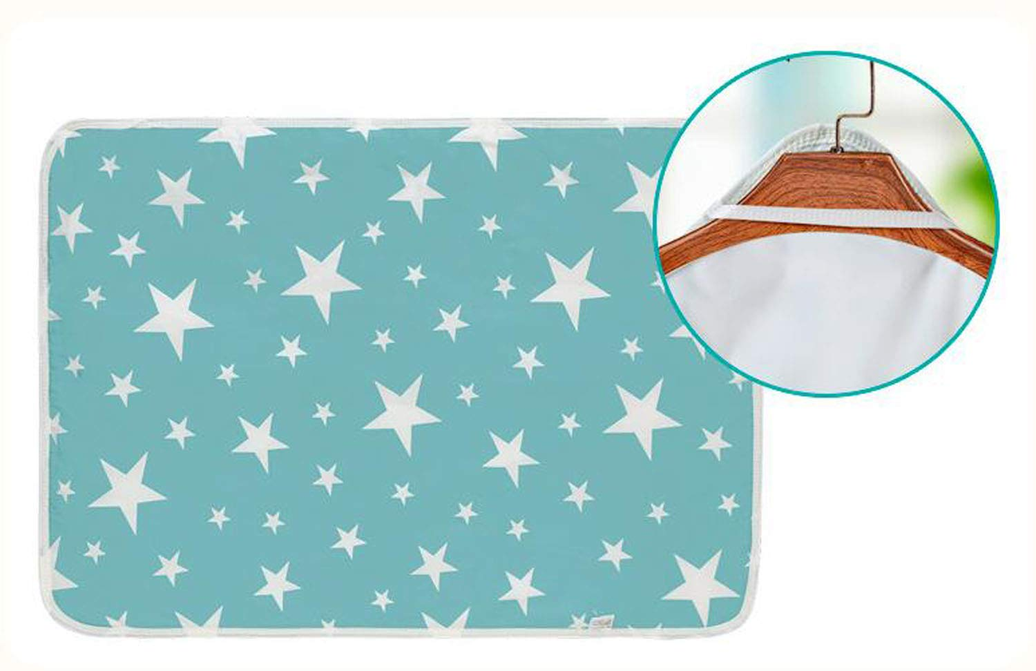 2 Packs Diaper Changing Pad Waterproof Bed Pad 50/'/'x 70/'/' Thicker Soft Cotton Breath Baby Diaper Liners Cotton Urine Pads Absorbent Blanket Sheet Bed Pads