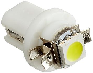 Akhan 85W - LED Lámpara Blanco T5 B8.5D BAX10D 12V lámpara del instrumento del