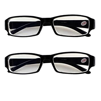 9dc6350cba Image Unavailable. Image not available for. Color  2 PRS Nearsighted  Shortsighted Myopia Glasses ...