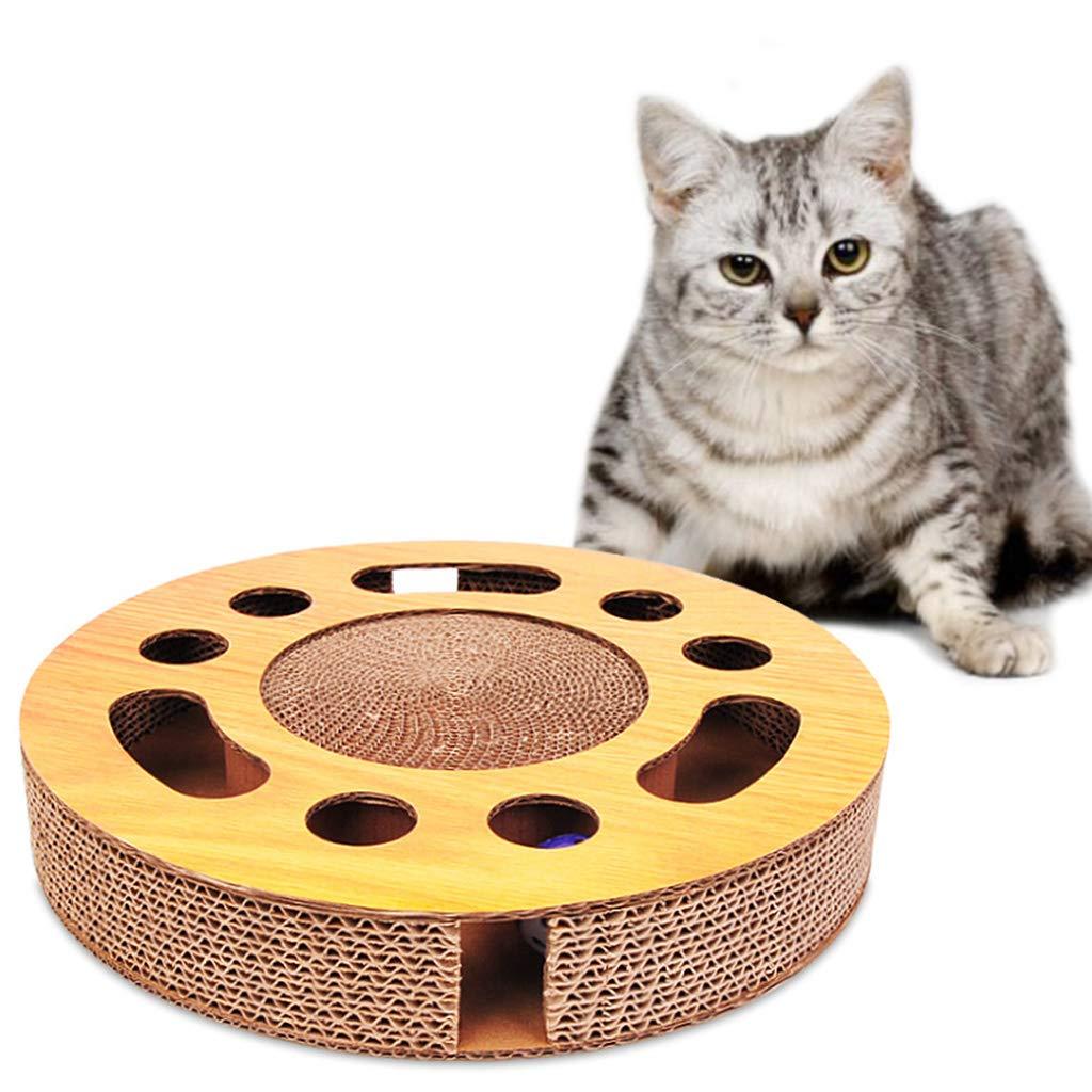 tiragraffi interattivi per Gatti sitonelectic con Erba gatta e Palline