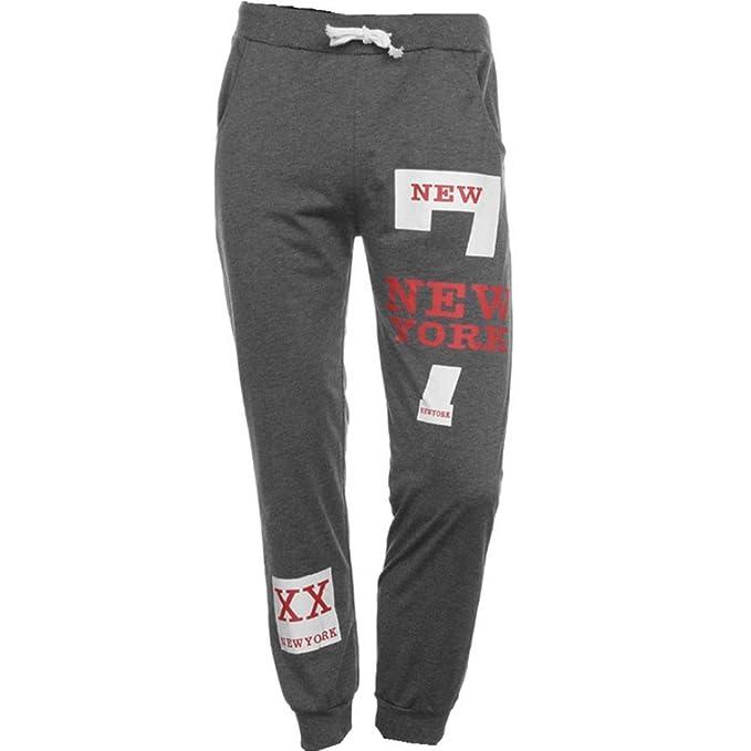beste website cbe6d 8f29f ZIYOU Sporthosen Herren, Casual Stoffhose/Loose fit Pants ...