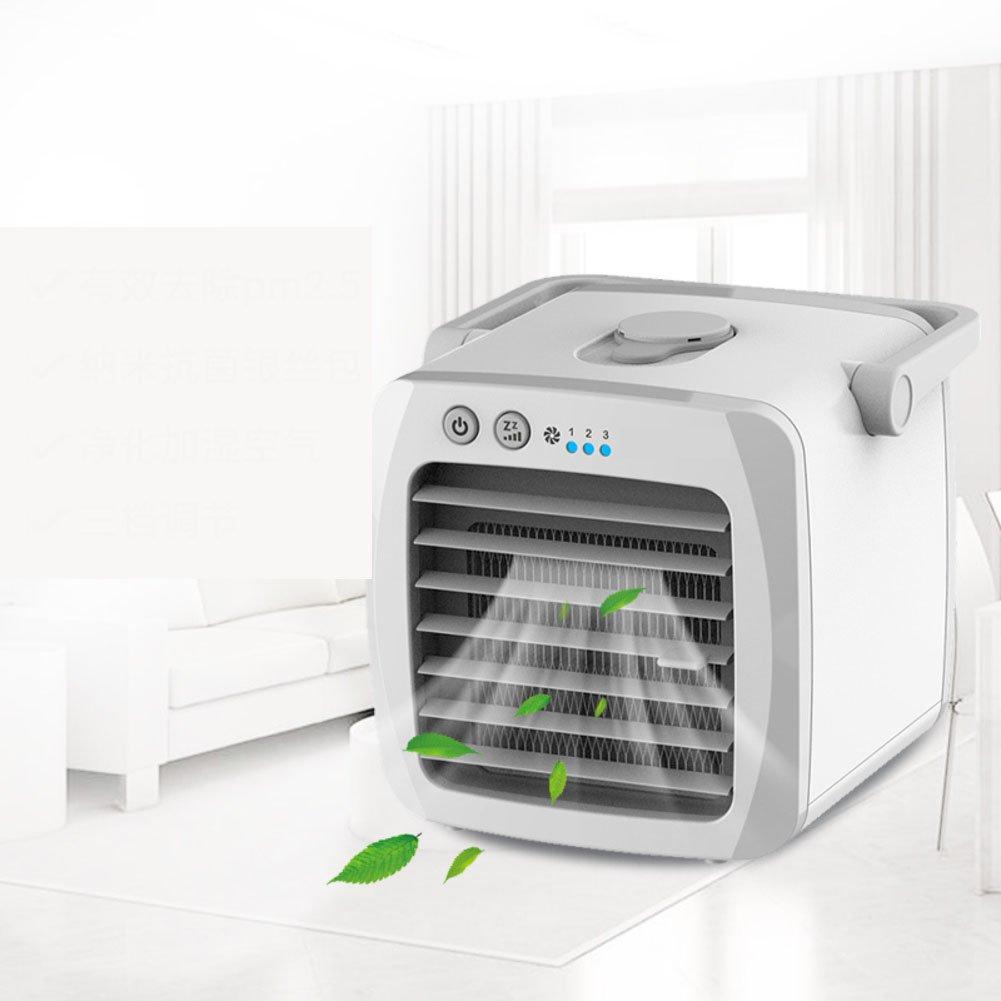 驚きの値段で パーソナル スペース クーラー クーラー 3-1 でエアコンのファン,寝室用ポータブル蒸発加湿器空気清浄機,仕事,アウトドア-ホワイト 13.5x13.5x13.5cm(5x5x5inch) 13.5x13.5x13.5cm(5x5x5inch) ホワイト ホワイト スペース B07DRCDDD9, とっぷプレミアムモール:972ced31 --- vanhavertotgracht.nl