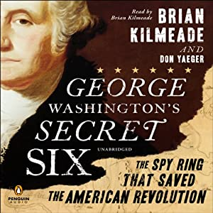 George Washington's Secret Six Audiobook