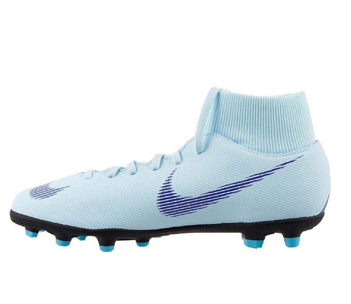 buy popular 3e8b0 84c18 Amazon.com   Nike Mercurial Superfly 6 Club MG (Glacier Blue ...
