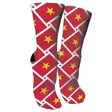 Amazon.com: Vietnam - Calcetines de baloncesto con diseño de ...