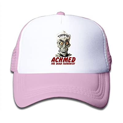 Achmed The Dead Terrorist Tampa Child Baby Kid Mesh Caps Adjustable Trucker Hats Summer Baseball Caps