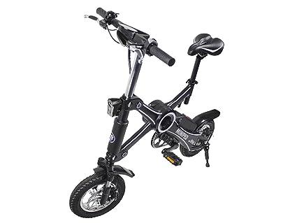 ibike bicicletta  Ibike miniped, Bicicletta elettrica pieghevole: : Sport e ...