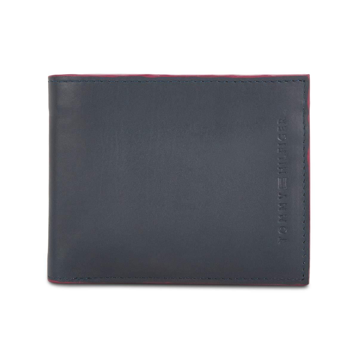 Tommy Hilfiger Navy Men's Wallet