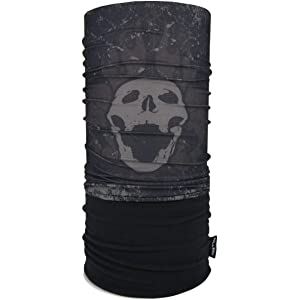 shawl for both men and women cool design in trendy colours motorcycle scarf HILLTOP Polar multifunctional scarf with fleece ski face mask tube scarf