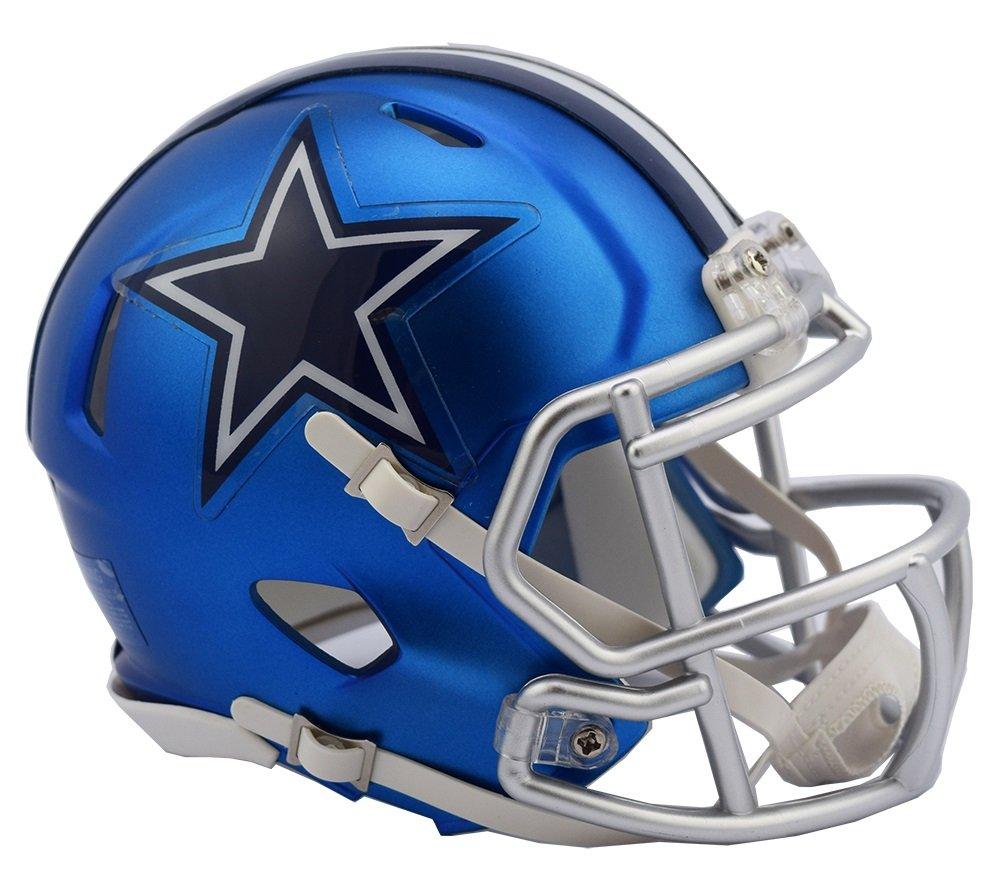 Riddell Dallas Cowboys NFL Blaze Alternate Speed Mini Helm 8053657