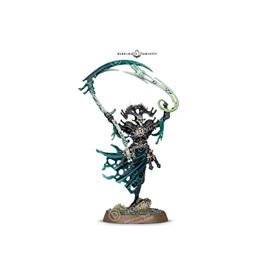 Games Workshop Warhammer 40,000: OSSIARCH BONEREAPERS MORTISAN SOULREAPER: Toys & Games