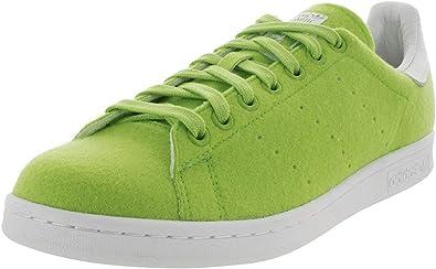 zapatos adidas en verde de mujer