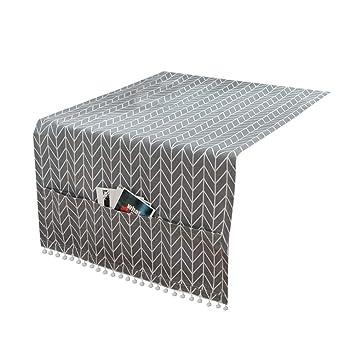 TOPBATHY 130X55 cm Poliéster Algodón Refrigerador Superior ...