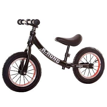 Equilibrio Bicicleta sin Pedales Bicicleta Pequeña De 12 Pulgadas ...