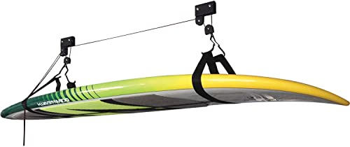 Hand Boat/SUP/Surfboard Ceiling Hoist (Hanging/Lift System) [Ocean&Earth] Picture