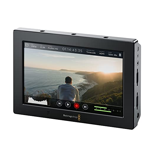 Blackmagic Design W-VASS-02 Video Asist 4K - Monitor: Amazon ...