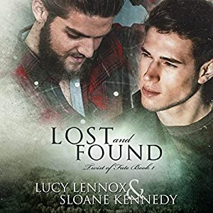Audio Book Review: Lost and Found by Lucy Lennox & Sloane Kennedy (Authors) & Michael Pauley (Narrator)