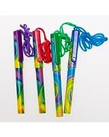 Tie-Dye Lanyard Pens
