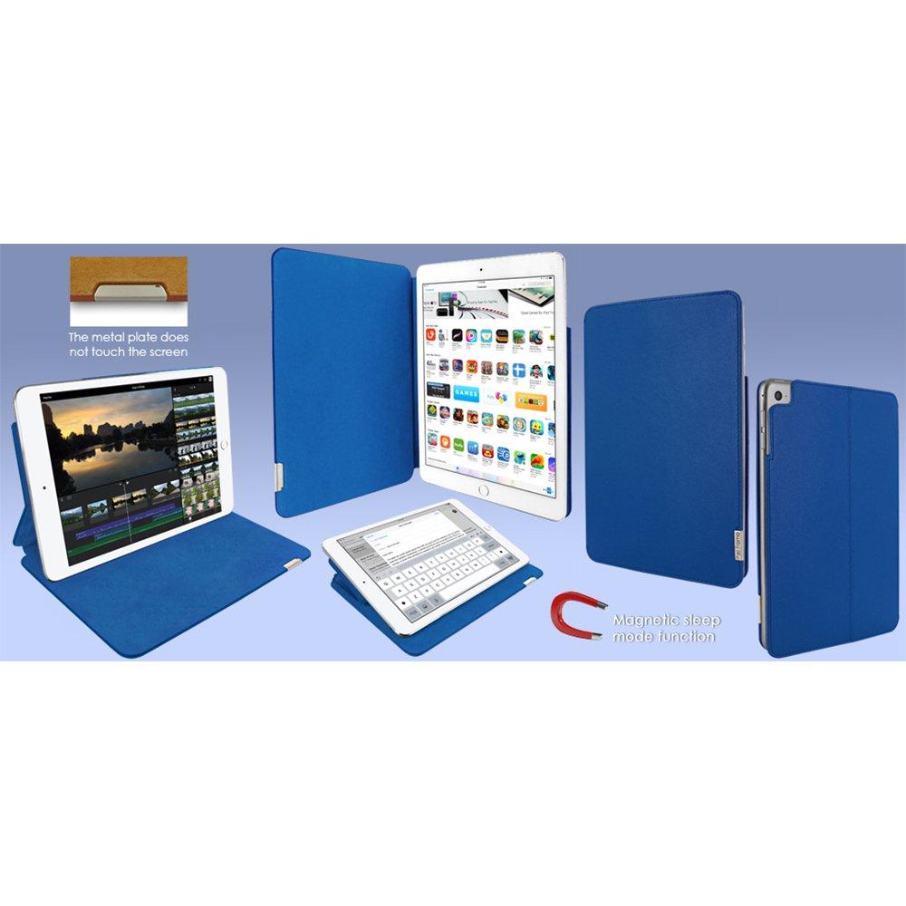 Piel Frama ''FramaSlim'' Leather Case for Apple iPad Pro 12.9'', Blue (731DB) by Piel Frama