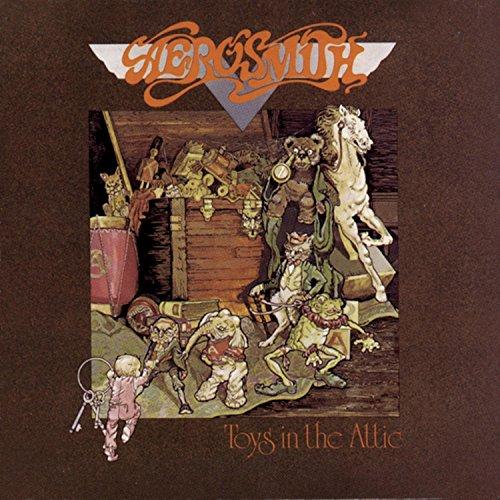 Charming Aerosmith toys in the attic album question something