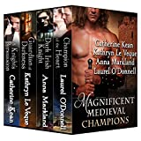 Magnificent Medieval Champions: A Medieval Romance Boxed Set (English Edition)