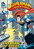 img - for Superman Adventures: The Man of Steel book / textbook / text book