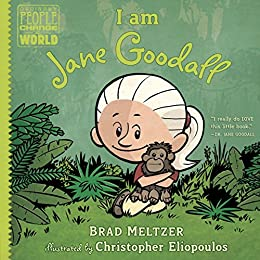 I am Jane Goodall (Ordinary People Change the World) by [Meltzer, Brad]