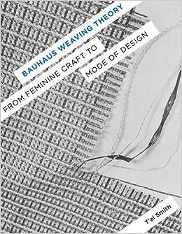 Bauhaus Weaving Theory: From Feminine Craft to Mode of Design